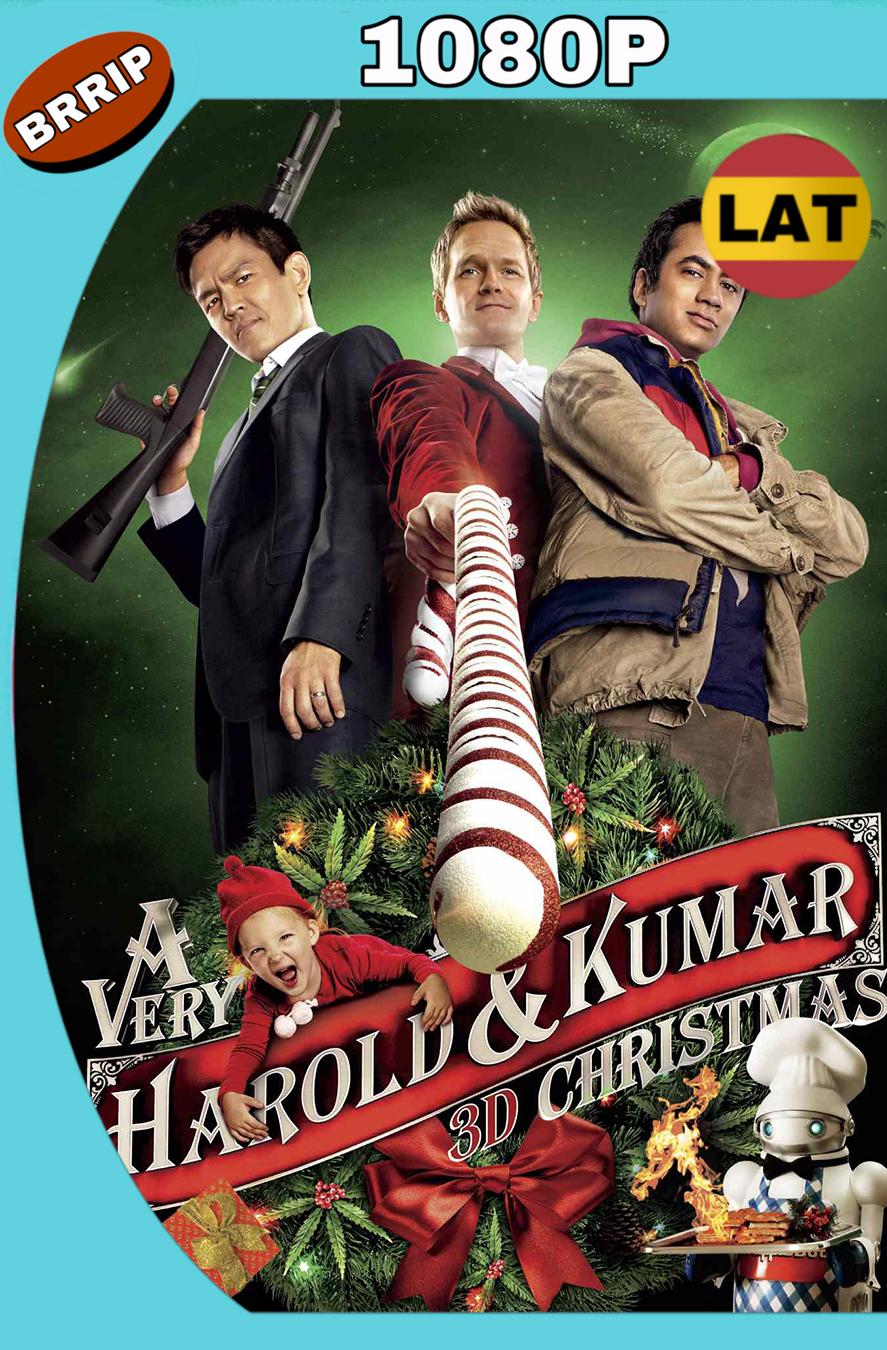 LA NAVIDAD DE HAROLD Y KUMAR (2011) LATINO HD BRRIP 1080P MKV