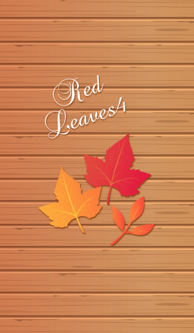 Red leaves-4-