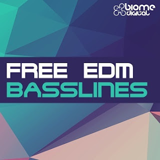 Download 25 Free EDM Analogue Basslines 2017