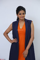 Priyamani in Beautiful Short Deep neck Orange Dress ~  Exclusive 31.JPG