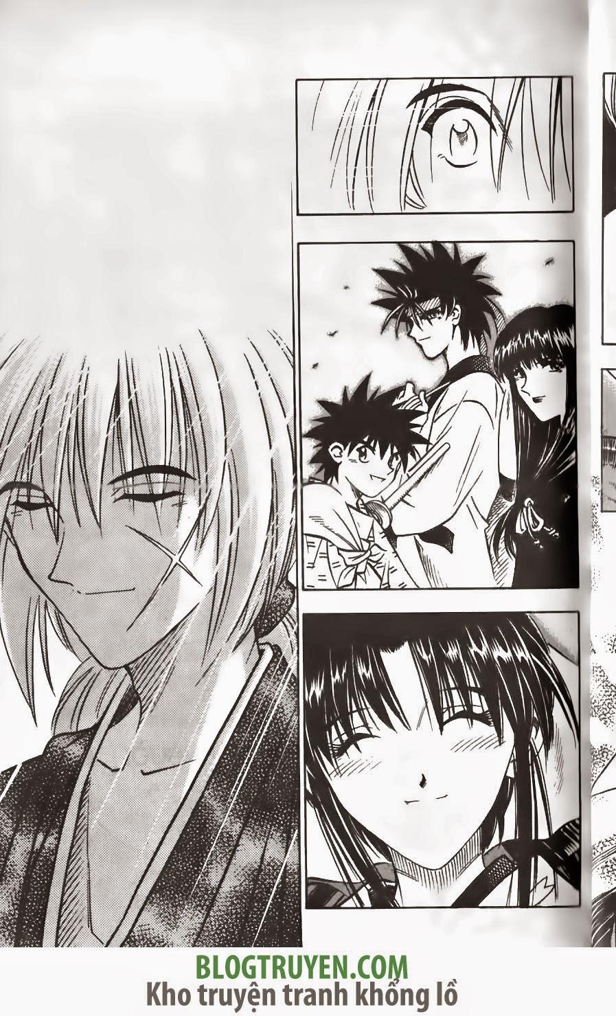 Rurouni Kenshin chap 151 trang 15