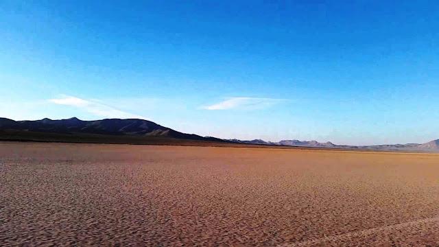 Extinct Lakes of the American Desert West
