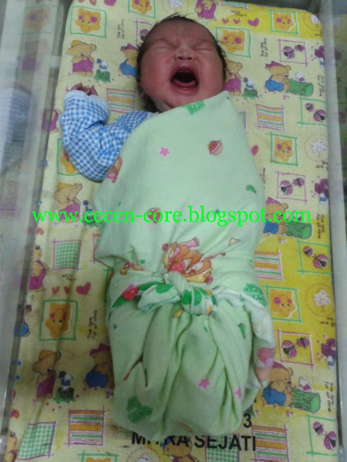Baby Clarissa Astrid Sofia Friezcen