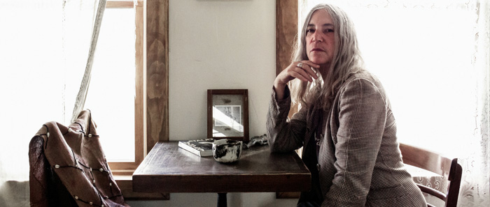 Patti Smith. Foto Philip Montgomery, NYT