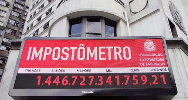 Impostômetro será instalado em São Luís