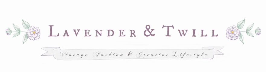 Lavender & Twill