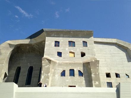 Rudolf Steiner élete - A Goetheanum