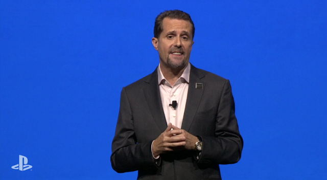 Andrew House Sony Computer Entertainment E3 conference 2015