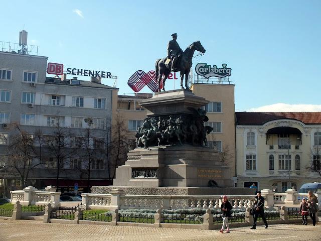visitar Sofia la capital de Bulgaria