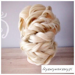 Romantyczna fryzyra,romantic hair