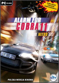 Alarm For Cobra 11 Nitro PC Full [1-Link] [MEGA]