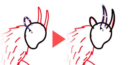 頭部の描き方2