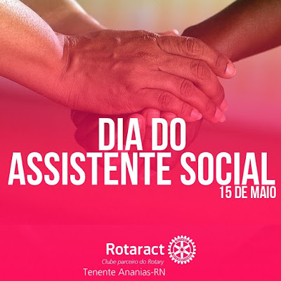 15 de Maio, DIA DO ASSISTENTE SOCIAL