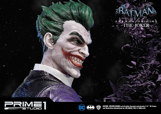 Viso alternativo per il Joker