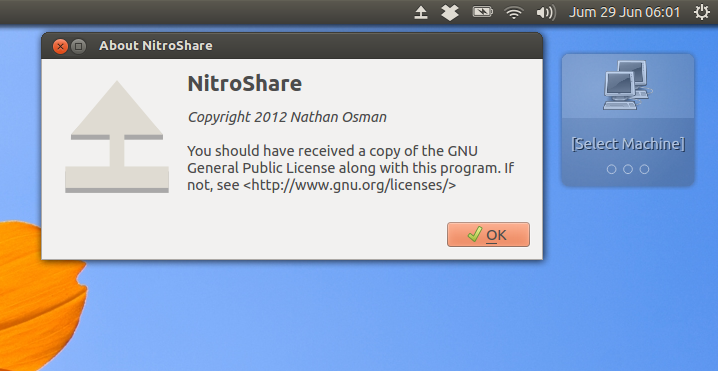 Nitroshare: Share File Over Local Area Network (LAN) on Windows and