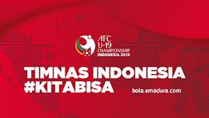 Bisskey Timnas Indonesia U-19 di AFC CUP  2018 Terbaru Hari Ini Untuk Parabola