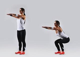 agachamento-exercicios-para-emagrecer
