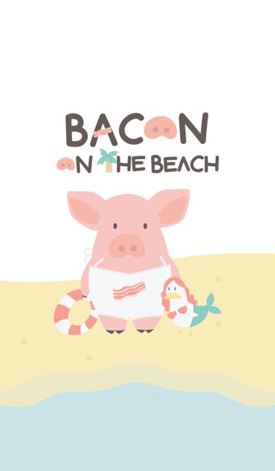 Bacon on the Beach