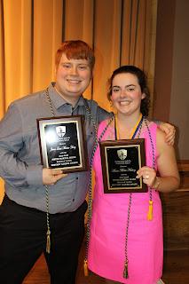 Montgomery Catholic Preparatory School Academic Awards Ceremony Held in May 10