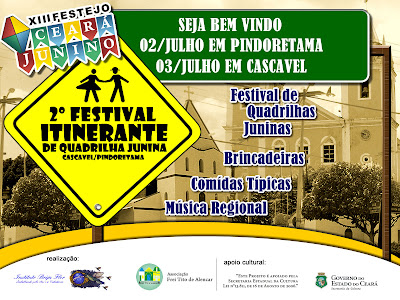 2o. Festival Itinerante de Quadrilha Junina