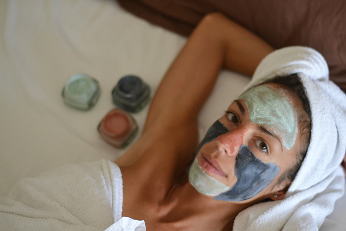 relax maschere argilla