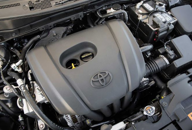 2016 Toyota Scion iA Engine