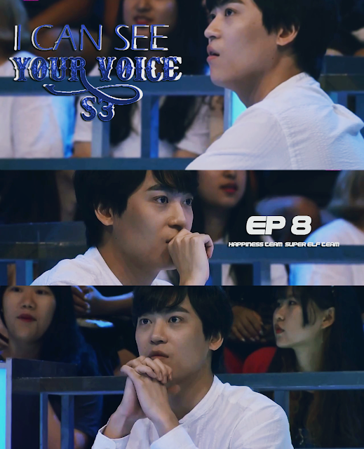 I Can see your Voice S3 Ep8 Arabic sub