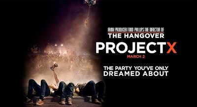 Filmen Project X