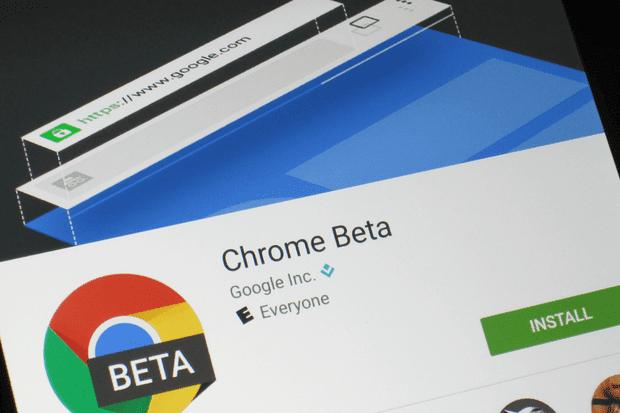 تحميل متصفح  كروم بيتا  التحديث الجديد 2017  للاندرويد - Download Google Chrome Beta