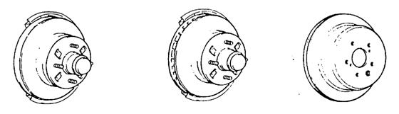 a. Piringan (Disc Rotor)