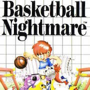 Basketball Nightmare Master System
