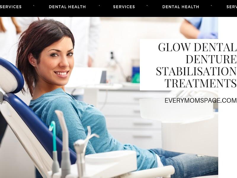 Glow Dental Denture Stabilisation Treatments