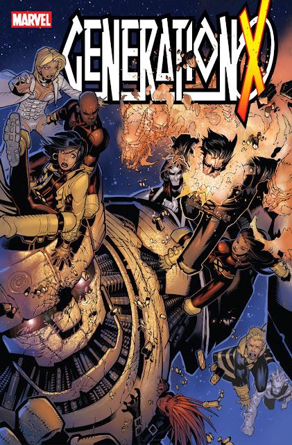 generation x comics