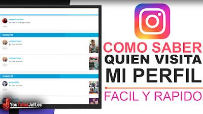quien visita mi perfil instagram