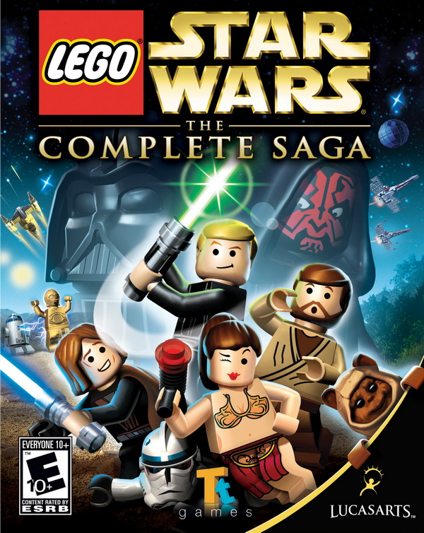 LEGO Star Wars - The Complete Saga - A-Store