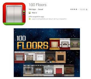 Soluzioni 100 Floors di tutti i livelli