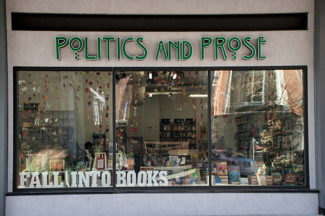 Politics and Prose at District Wharf Washington D.C.