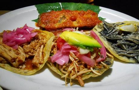 Mérida, Yucarán, La Chaya Maya, restaurante
