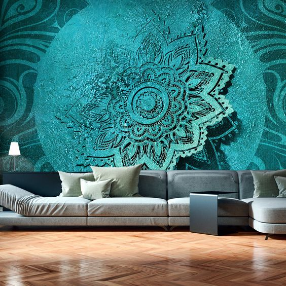 Fantasy 3D Wallpaper Designs for Living room&bedroom walls