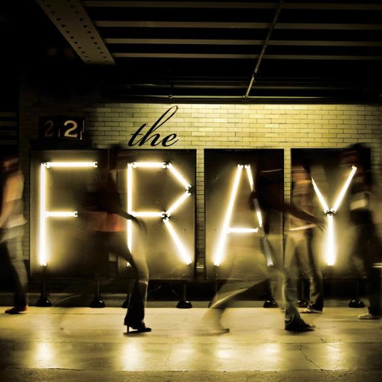 The Fray - The Fray (Deluxe Version)  Cover