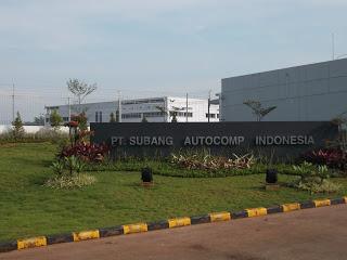 PT. Subang Autocomp Indonesia PT SUAI