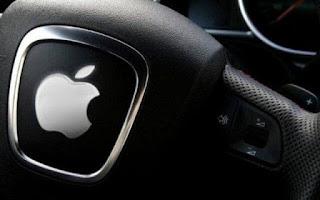 Apple dévoile son ambition de développer une voiture d'auto-conduite
