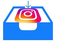 Cara Seru Mendownload Gambar di Instagram Secara Massal / Jumlah Banyak Sekaligus