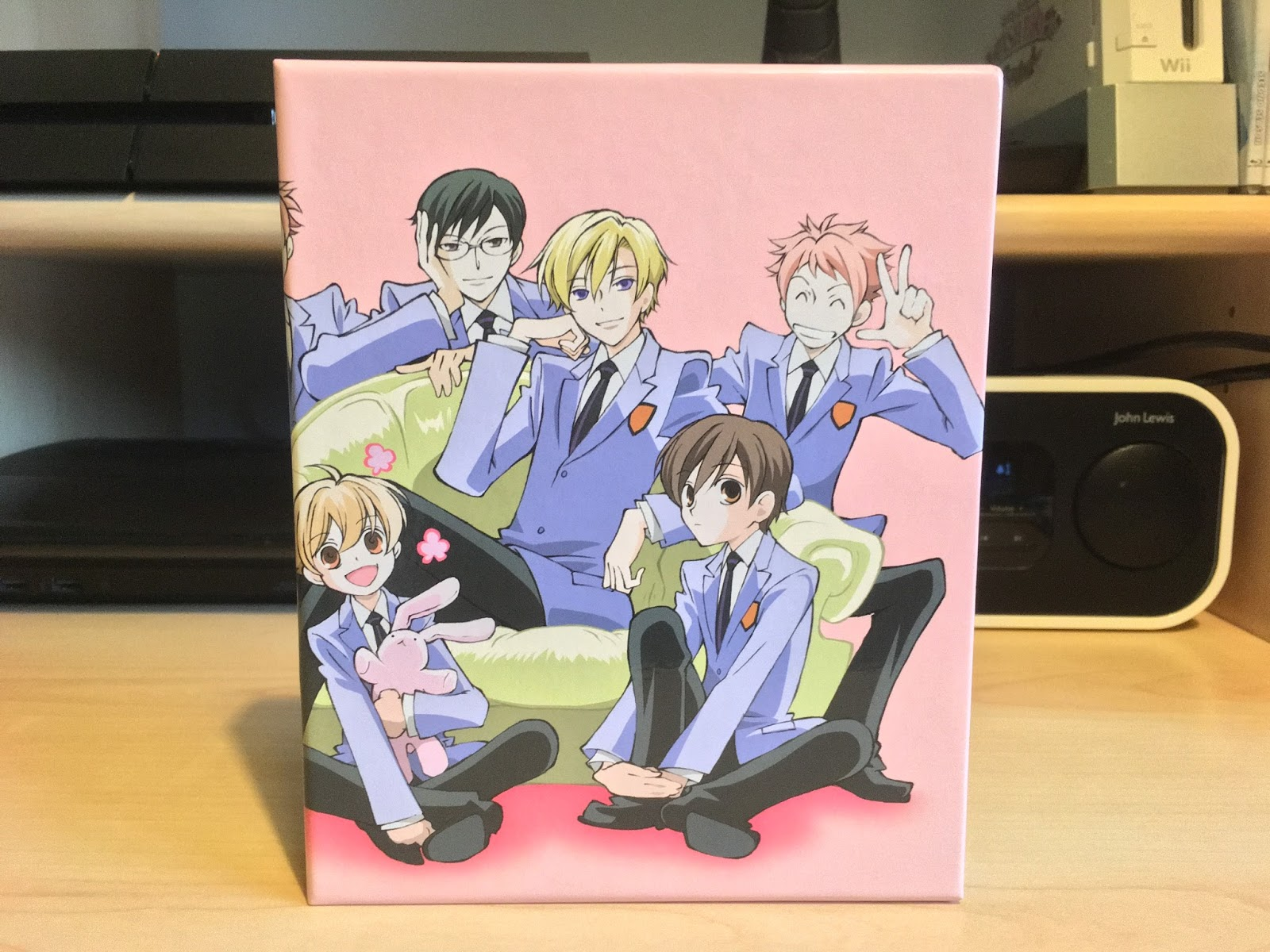 ouran highschool host club video game