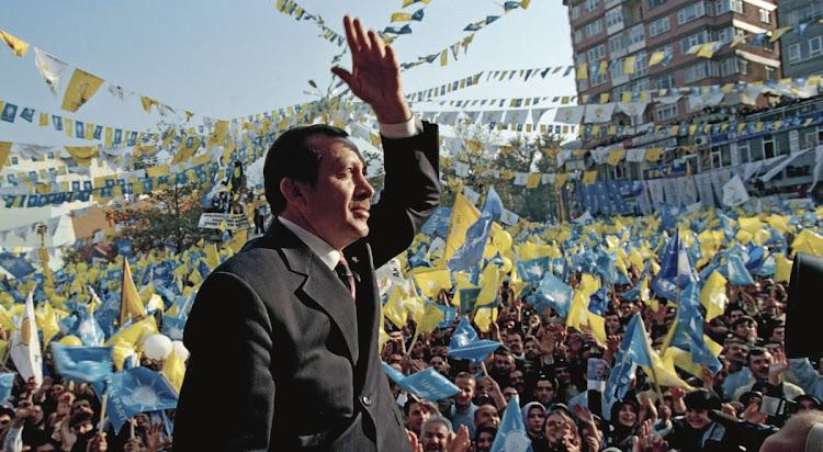 Recep Tayyip Erdoğan public appearance