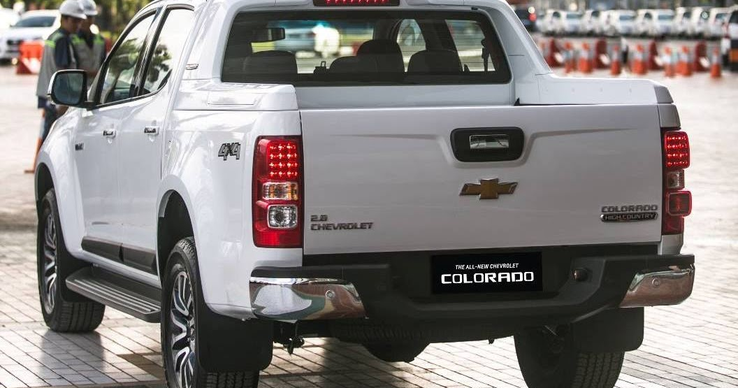 Erwan Mitsubishi Double Cabin Chevrolet Colorado