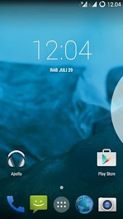 CUSTOM ROM CYANOGENMOD11 FOR ACER Z500