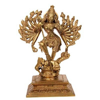 Devi Mahatmyam Durga Saptasati Chapter 3 in Telugu