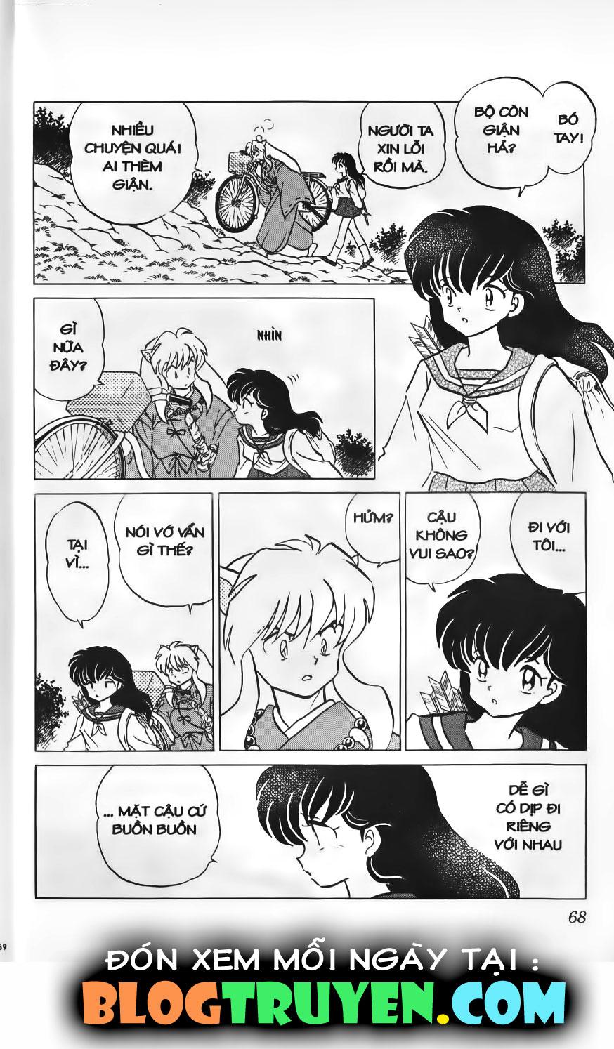 Inuyasha vol 12.4 trang 9