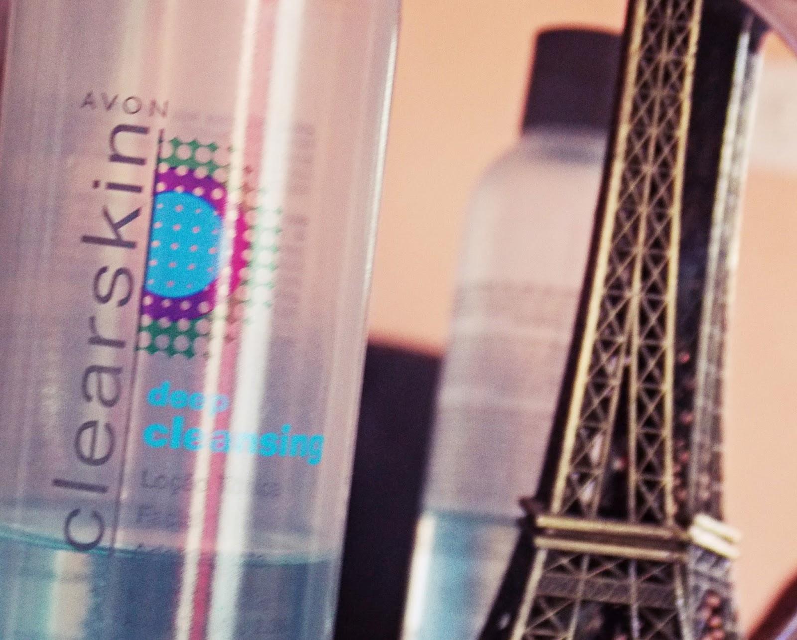 Produtos para limpeza de pele - Loção tônico facial adstringente Avon